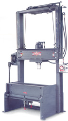Dake Movable Table Press